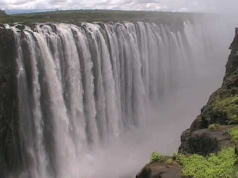 Victoria Falls The Largest Waterfall In The World video