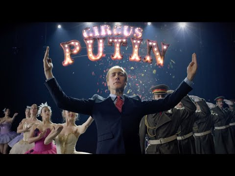 Vladimir Putin - Putin, Putout (#TheMockingbirdMan by Klemen Slakonja) Путин Eurovision 2016