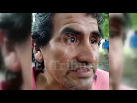 Tío de la joven asesinada en Villa Las Rosas