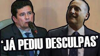 Sérgio Moro defende Onyx Lorenzoni, que admitiu ter recebido caixa 2 da JBS