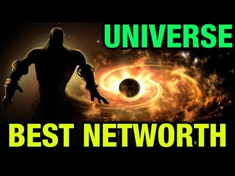 BEST NETWORTH IN GAME - Universe Enigma - Dota 2