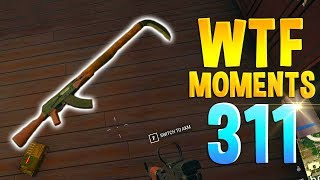 PUBG Daily Funny WTF Moments Highlights Ep 311