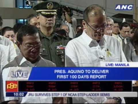 PNoy's Report kay Boss [1/6]