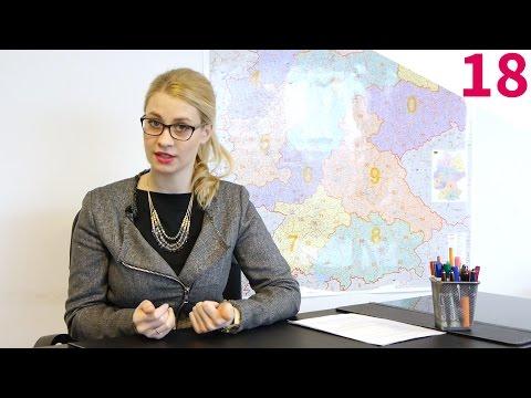 Kurs Niemieckiego - Odc. 18: Na Dworcu [Mówimy Po Niemiecku]
