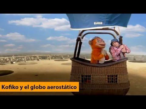 Kofiko y el globo aerostático