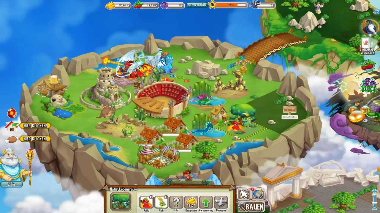 spiel dragon city