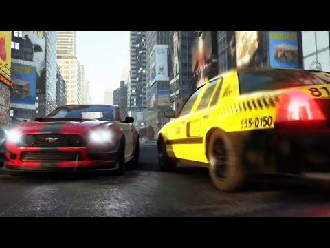 THE CREW Wild Run Launch Trailer