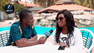 I Don't Waste Time Discussing Unnecessary Things - Stacy Amoateng Speaks On Becca & Mum F!ght