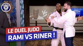 Adil Rami vs Teddy Riner : le combat dans le Mag de la Coupe du monde !