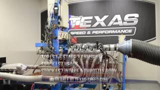 "Texas Speed Stage 3 ""LS7S"" Camshaft: 242/250, .655""/.655"""