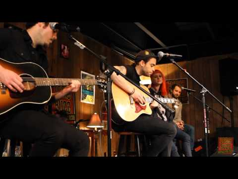 102.9 The Buzz Acoustic Session: Paramore - Still Into You