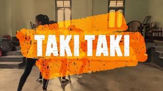 Taki Taki Dj Snake Ft Selena Gomez Ozuna Cardi B Enigma Dance Academy Gossaigaon