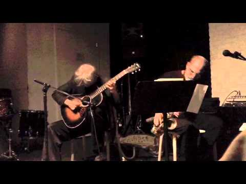 Marc Ribot and Roy Nathanson Duo at The Stone pt 2