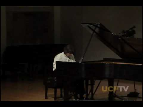 UCF Performs - International Piano Series 2010
