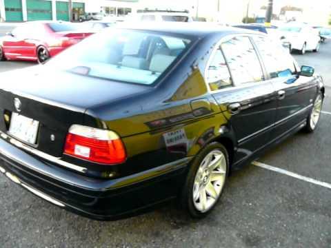 2003 BMW 525I SPORT - YouTube