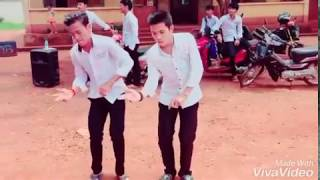 Khmer Bek PSN Zin Style Dance in Club Remix DJ khmer