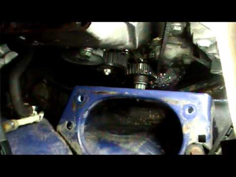 VW POLO TIMING BELT INSTALLATION.mpg