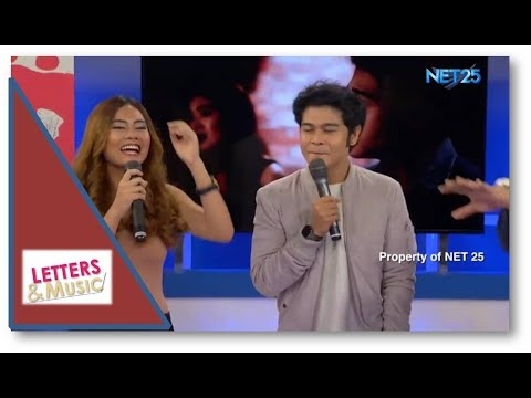 CARL GUEVARRA & NICOLE OMILLO NET25 LETTERS AND MUSIC Full Interview