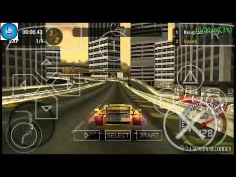 NFS Most Wanted - Lamborghini Gallardo