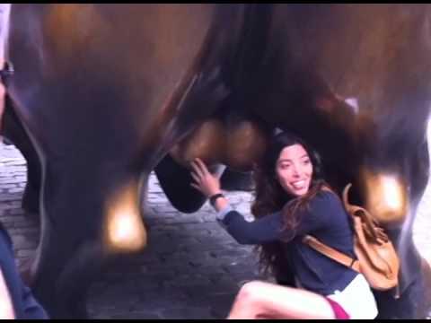 Grabbing The Bull By The Balls video