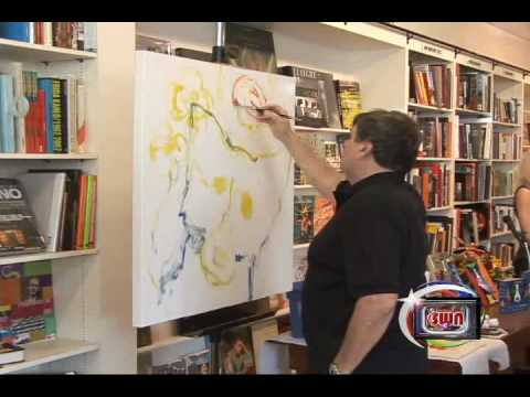 Art Beat with Blue Dog Artist George Rodrigue