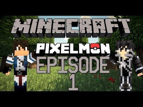 Pixelmon FR - Episode 1 - Holint - Série multi avec Isra | MOD Pokemon Minecraft thumbnail