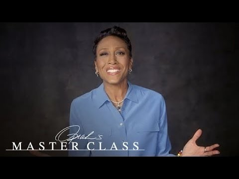 Robin Roberts' Secret to Success - Oprah's Master Class - OWN