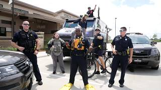 Overland Park Police Department Lip Sync Challenge