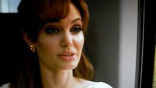 """""""She is sexy"""" Angelina Jolie The Tourist Johnny Depp Timos Song (Beats Vocal Lyrics)"""