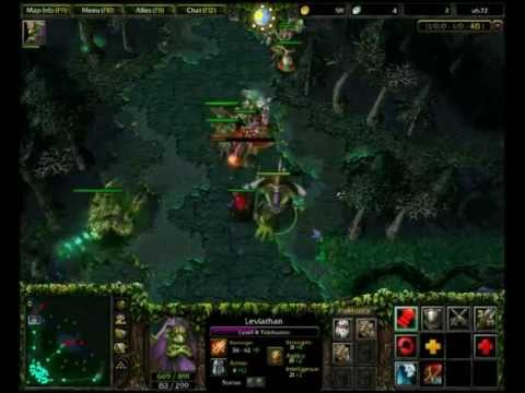 Tidehunter Dota 1 Let's Play Dota Tidehunter