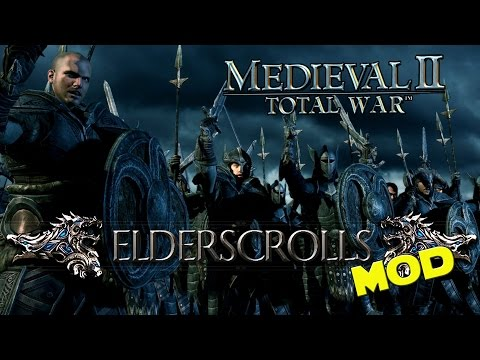 What is... The Elder Scrolls: Total War ( Large Scale Strategy Mod for Medieval 2 Total War )