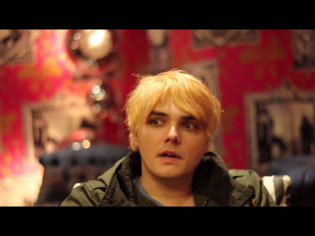 "Gerard Way: ""I Didn't Have It Mapped Out"""