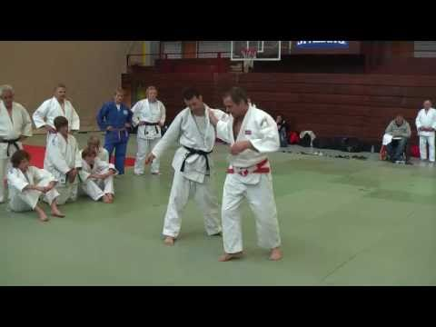 Judo Seminar: Tai Otoshi Body Drop by Neil Adams Image 1