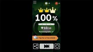 Rolling Sky Bonus 4 8Bits 100%, all Gems & Crowns 롤링스카이  4 보너스 100% 올보석 + 올왕관 퍼펙트 클리어