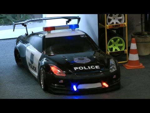Modellauto Drift Freaks Berlin RC Model Car Drifting