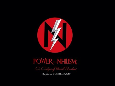Power--Nihilism (my up coming book)
