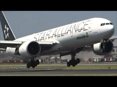 Ninoy Aquino Intl. Planespotting Heavy Boeing & Airbus Aircraft in Manila, Philippines