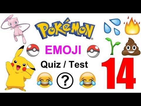 pokemon emoji test 1 (bonus episode) | doovi