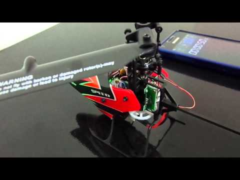 Wl Toys V922 Helicopter 6Ch - Problem Trouble Doesn´t take off