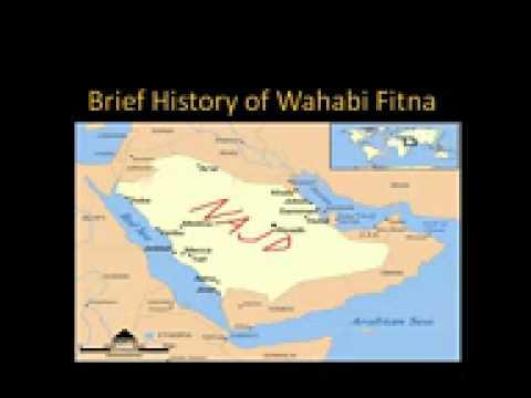 History Of Wahabi Fitna By Shaik Ul Islam Dr.tahir Ul Qadri video