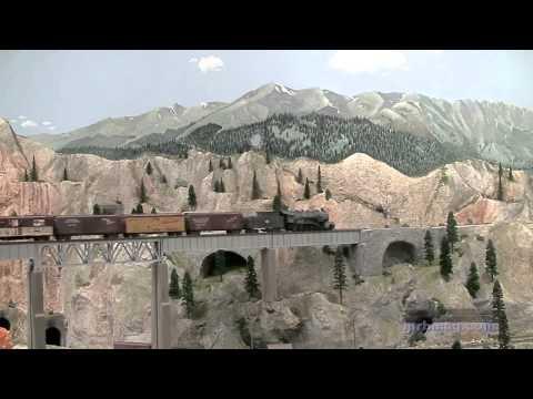 Railfanning the Pine Ridge Railroad   Gorre & Daphetid look-alike   Model Railroad Hobbyist