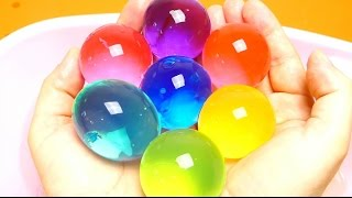 Jumbo Water Balz - Play with Invisible Polymer Balls