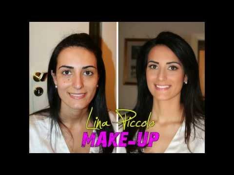 Consigli tutorial guide tutto sul makeup sposa BY LINA PICCOLO X INFO CELL. 3347858611