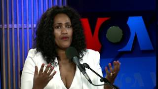 VOA Amharic-Interview with Alem Kebede  with Mestawet Aragaw Part 2