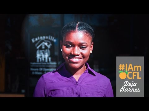#IAmOCFL | Deja Barnes