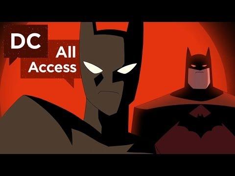 Darwyn Cooke's Batman Beyond - First Look (DCAA)