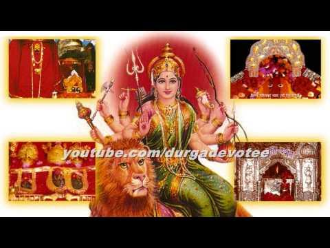 Jai Mata Di - Pankhida O Pankhida / Meri Mahakali Ke Dware Dhol Bhaje Re [HD]