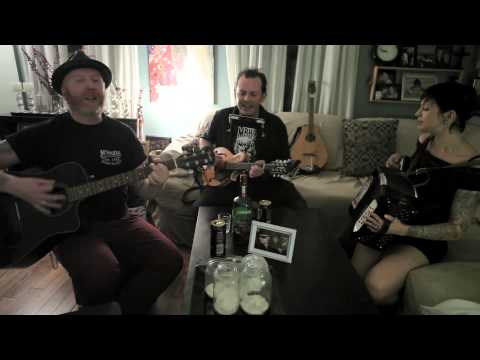 The Mahones - Exclusive Acoustic Session 2012