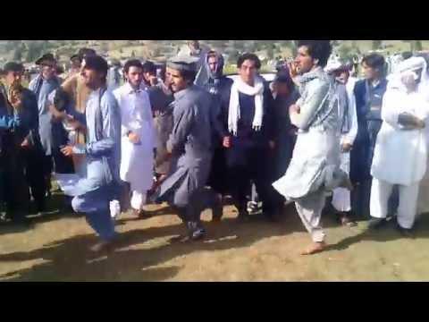 Waziristan Attan In Wana video