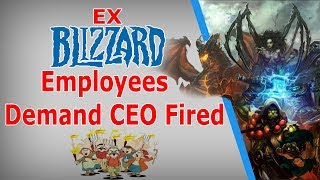 People Want Blizzard CEO FIRED....